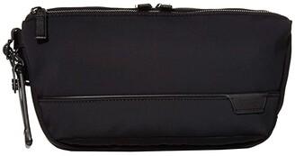 Tumi Harrison Dante Utility Pouch (Black) Wallet