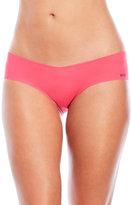 Betsey Johnson Two-Pack Solid Laser Hipster Bikini Panty