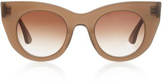 Thierry Lasry Bluemoony Cat-Eye Acetate Sunglasses