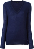 Joseph cashmere V-neck jumper - women - Cashmere - S