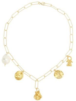 Alighieri Le Flaneur necklace