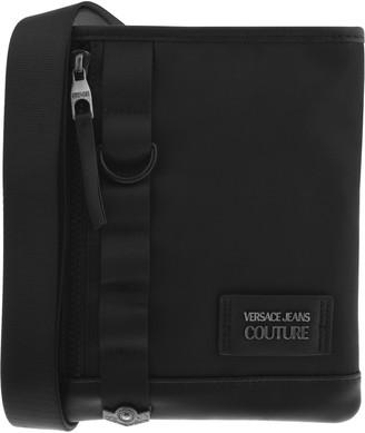 Versace Jeans Couture Crossbody Bag Black