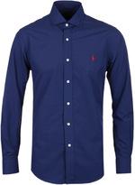 Polo Ralph Lauren Reactive Blue Slim Fit Shirt