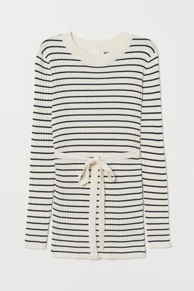 H&M MAMA Ribbed jumper