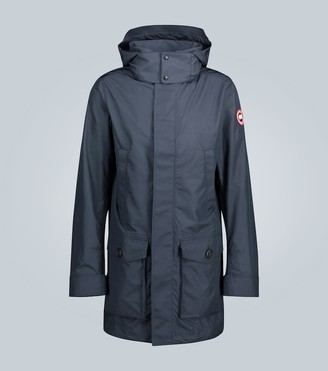 Canada Goose Crew Trench technical fabric coat