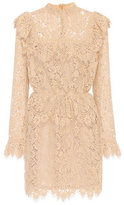 Ganni Exclusive to mytheresa.com – Jerome lace minidress