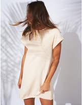 aerie Fleece Dress
