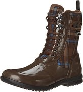 Bogs Women's Sidney Plaid Waterproof Insulated Boot