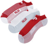 '47 Philadelphia Phillies 3-Pack No-Show Socks