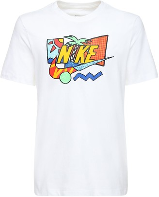 Nike Cotton T-Shirt