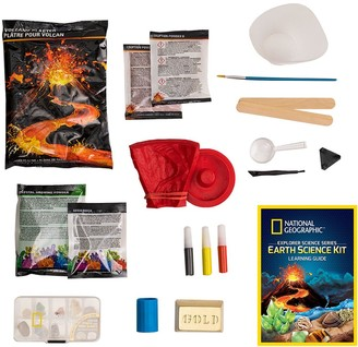 National Geographic Explorer Science Earth Kit