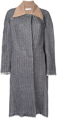 Litkovskaya Boxy Single-Breasted Coat