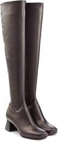 L'Autre Chose LAutre Chose Leather Over-the-Knee Boots