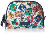 Vera Bradley Medium Zip Cosmetic Cosmetic Bag