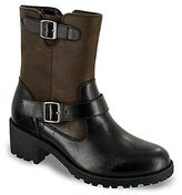 Eastland Belmont Womens Buckle Leather Boots
