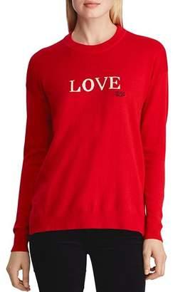 Ralph Lauren Love Logo Sweater