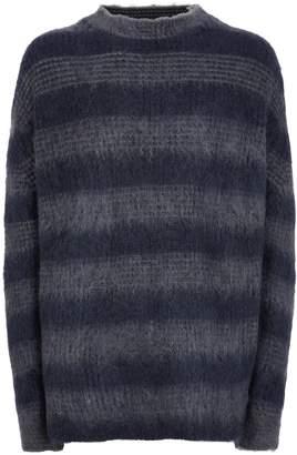 Jil Sander Knitted Side-Split Sweater