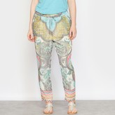 Taillissime Paisley Print Trousers