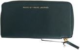 Marc Jacobs Green Leather Wallet