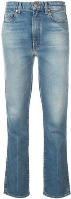 KHAITE Straight Leg Jeans