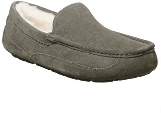 UGG Ascot Slippers Charcoal
