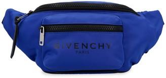 Givenchy Nylon Belt Bag With Logo
