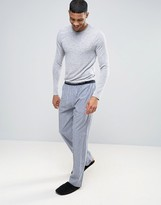 French Connection Cotton Striped Lounge Pants