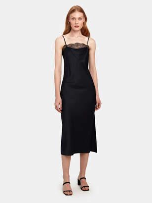 CAMI NYC The Romy Silk Charmeuse Midi Dress