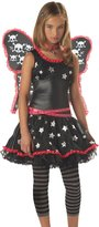 California Costumes Strangeling Skulls And Stars Costume Tween