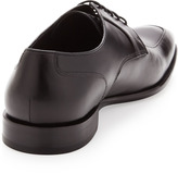 HUGO BOSS Mettor Lace-Up Oxford, Black