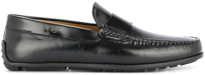 Cerruti classic loafers