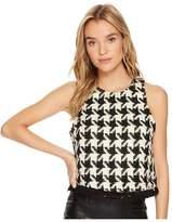 Bishop + Young Crush Chloe Top Women's Clothing