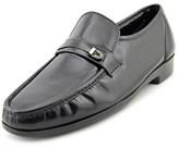 Florsheim Milano Men Moc Toe Leather Black Loafer.