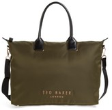 Ted Baker Large Allii Nylon Tote - Green
