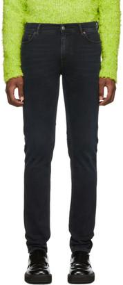 Acne Studios Navy Bla Konst North Jeans