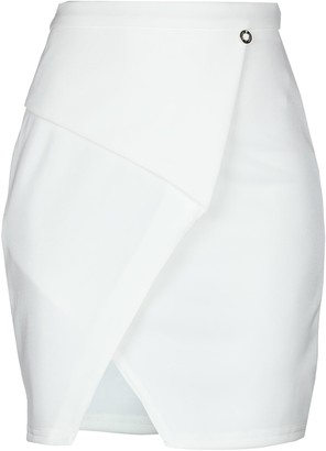Mangano Knee length skirts