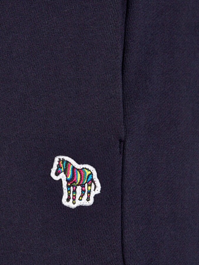 Thumbnail for your product : Paul Smith Zebra Logo Joggers - Navy