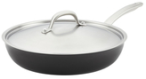 "Circulon 12"" Ultimum Covered Deep Skillet"