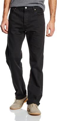 Levi's Men's 501 Original Jeans Black (0660) 33W / 30L (Manufacturer size: 33W/30L)