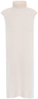 Agnona Sleeveless cashmere sweater