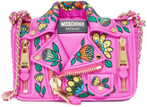 Moschino Moto Shoulder Bag