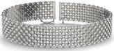 Allurez Diamond In Line Multi-Row Bracelet 18k Yellow Gold (4.16ct)
