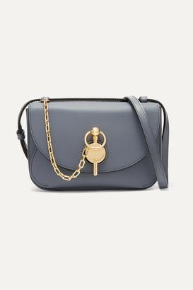 J.W.Anderson Keyts Small Leather Shoulder Bag - Gray