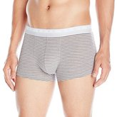 HUGO BOSS BOSS Men's Striped Cotton Stretch Boxer Brief