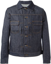 A.P.C. classic denim jacket - men - Cotton - M