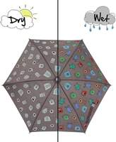 HOLLY & BEAU - Monster Color Changing Umbrella