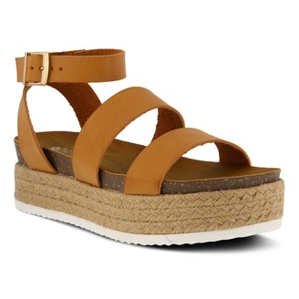 Patrizia Larissa Women's Espadrille Platform Sandals