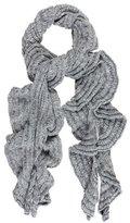 Diane von Furstenberg Ruffled Knit Scarf