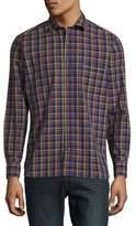 Robert Talbott Lazar Casual Cotton Sportshirt