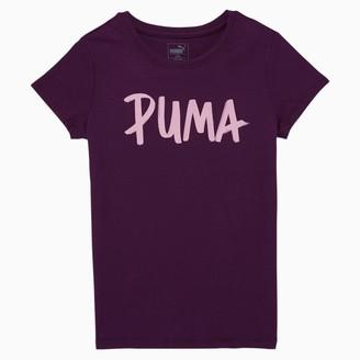 Puma Tag Girls' Graphic Tee JR